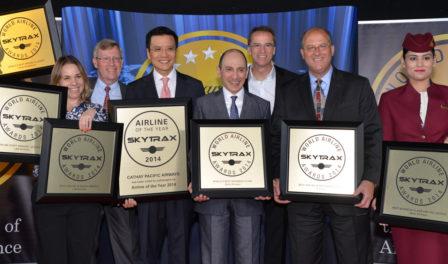 award winning oneworld airlines