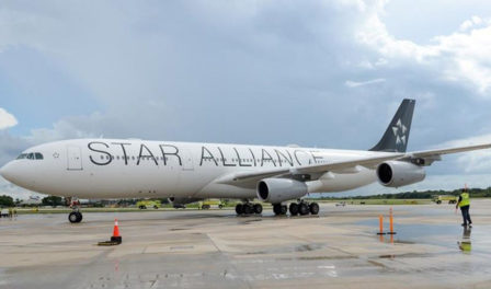 star alliance livery