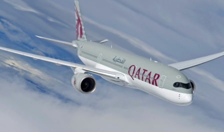 卡塔尔航空飞机