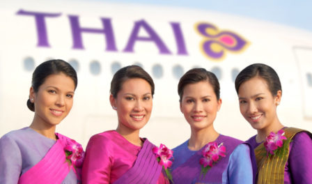 thai airways cabin crew