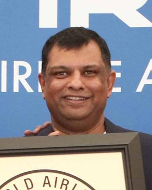 亚洲航空集团首席执行官tony fernandes