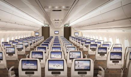 韩亚航空经济舱