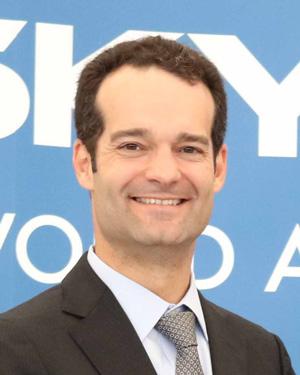 巴西阿苏尔航空总裁