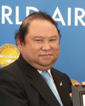 曼谷航空总裁