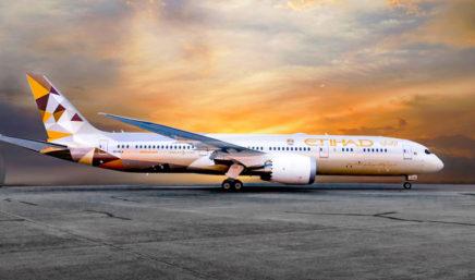 阿提哈德航空飞机