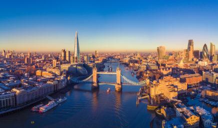 伦敦天际线