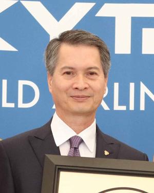 泰国航空总裁