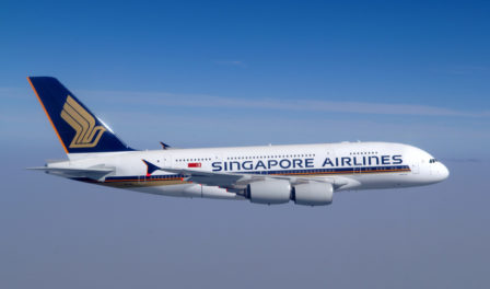 新加坡航空空客a380