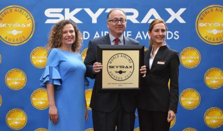西班牙国家航空为南欧最佳航空公司