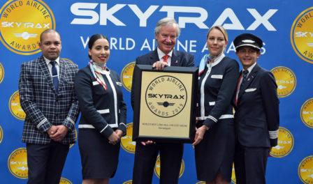 挪威航空为最佳长途低成本航空公司