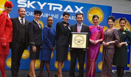 星空联盟为全球最佳航空公司联盟