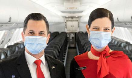 澳航机舱工作人员