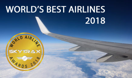 mejores aerolíneas del mundo en 2018