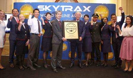 yuji akasaka ceo de japan airlines