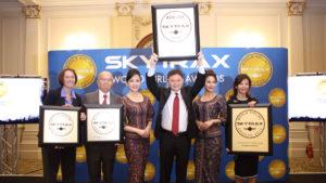 singapore airlines es votada la mejor aerolínea del mundo en 2018