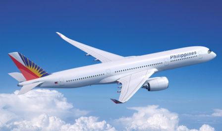 a350 de philippine airlines