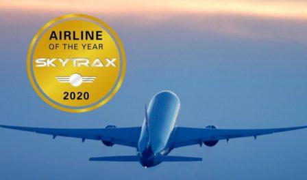 premios mundiales de aerolíneas 2020