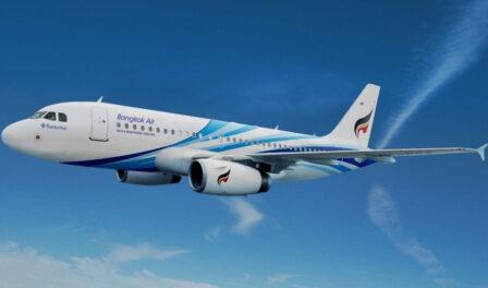 bangkok air mejor aerolínea regional 2021