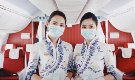 hainan airlines cabin staff