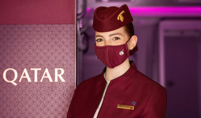 qatar airways cabin staff