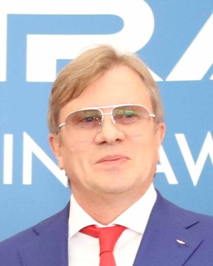ceo of aeroflot russian airlines