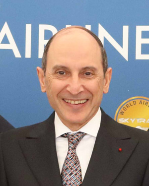 mr akbar al baker ceo qatar airways