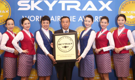 mr zhang zifang coo of china southern airlines