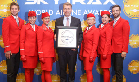 dr andreas otto cco austrian airlines