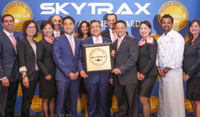 plaza premium celebrate 2018 award