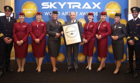 qatar airways world's best business class 2018
