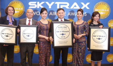 mr goh choon phong ceo of singapore airlines