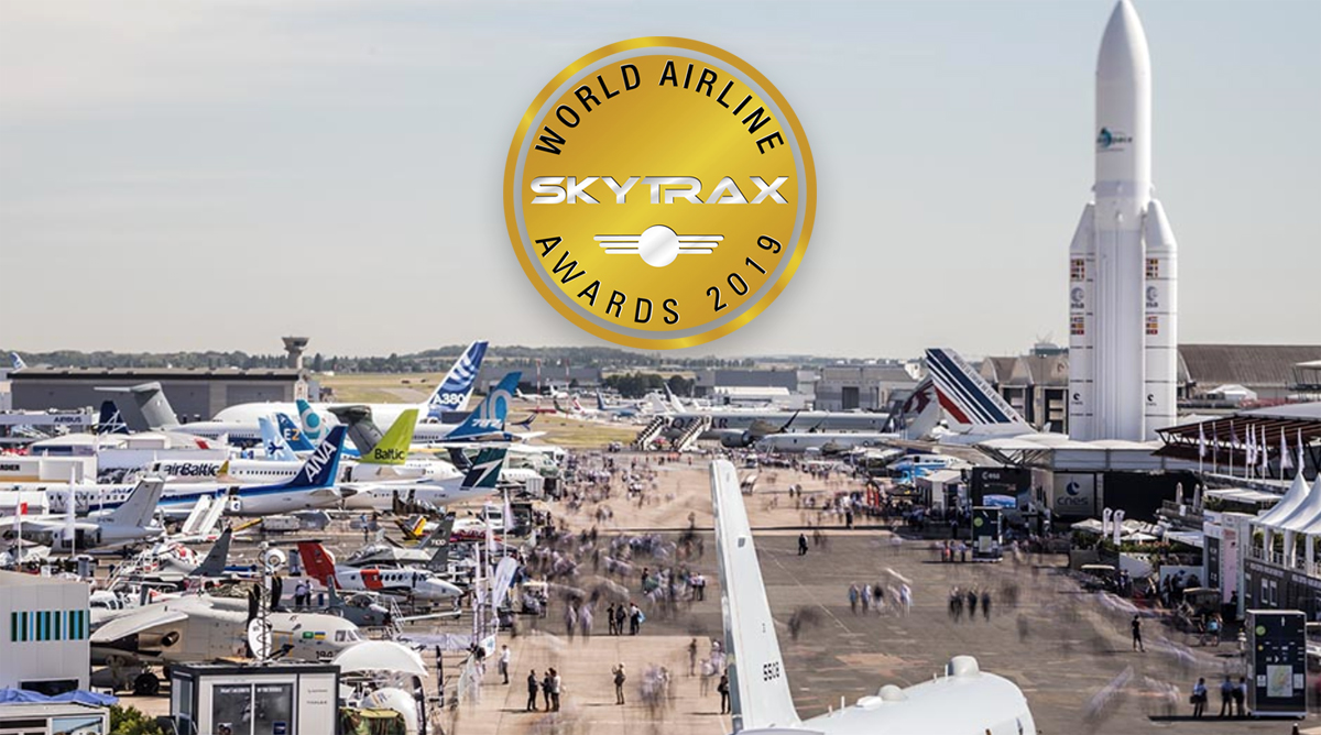 2019 world airline awards