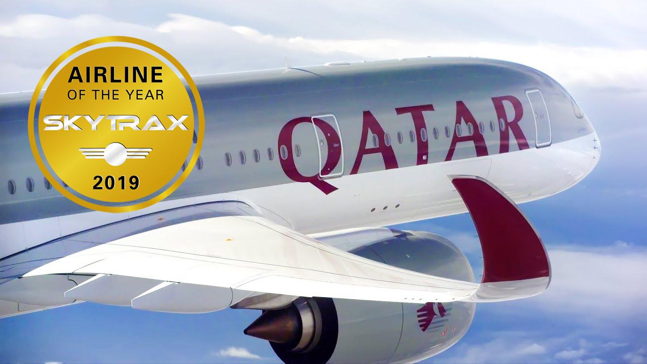 Qatar Airways voted World's Best Airline 2019 | SKYTRAX