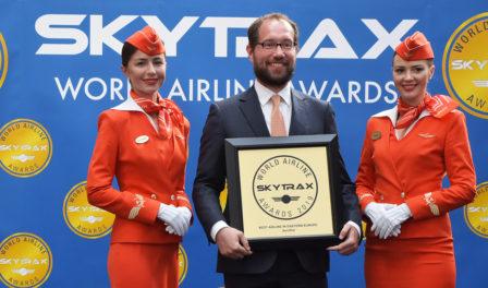 aeroflot best airline eastern europe