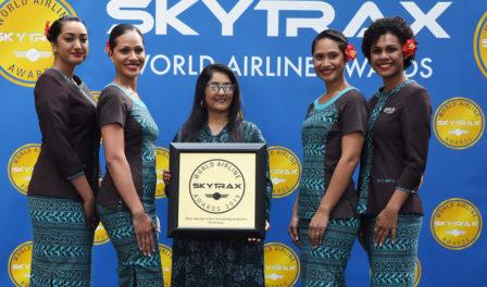 fiji airways best airline staff australia pacific