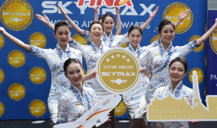 hainan airlines cabin crew performance