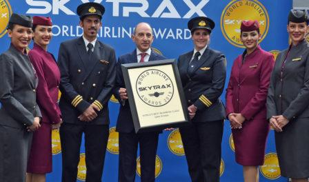 qatar airways worlds best business class