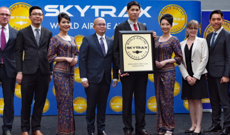 singapore airlines worlds best first class