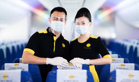 scoot world's best low-cost airline 2021